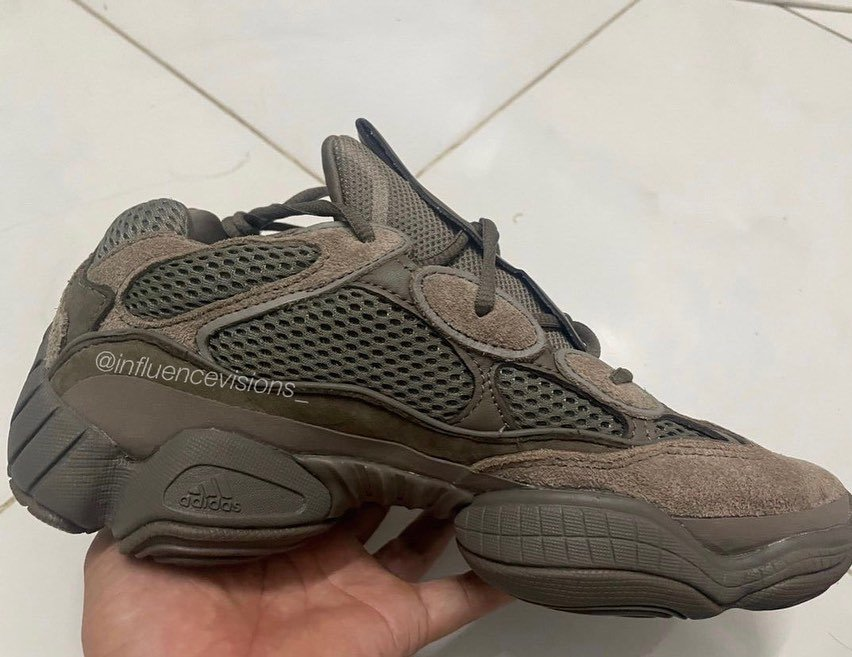 adidas Yeezy 500 Brown Clay Release Date Info