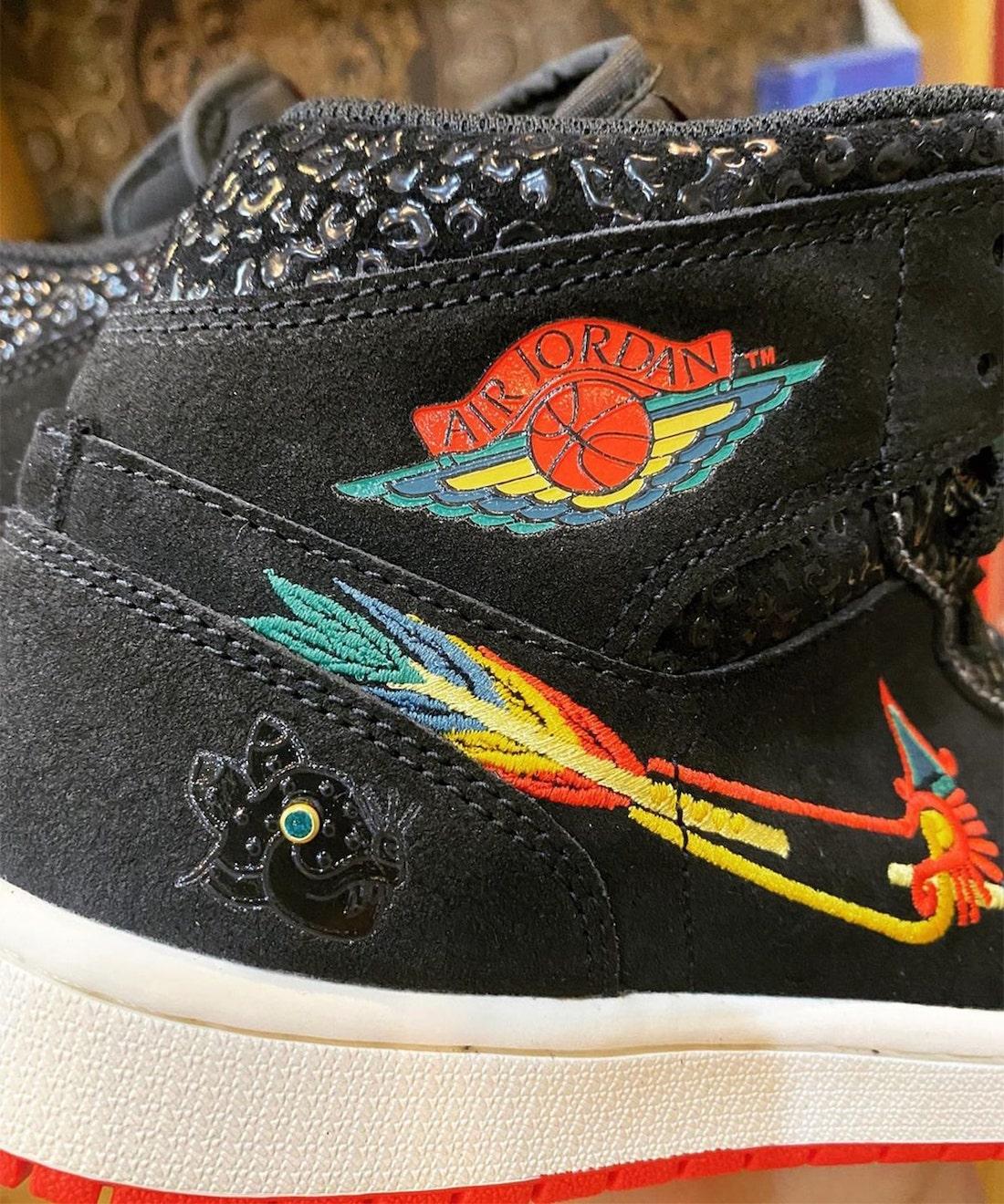 Air Jordan 1 Mid Siempre Familia 2021 Release Info