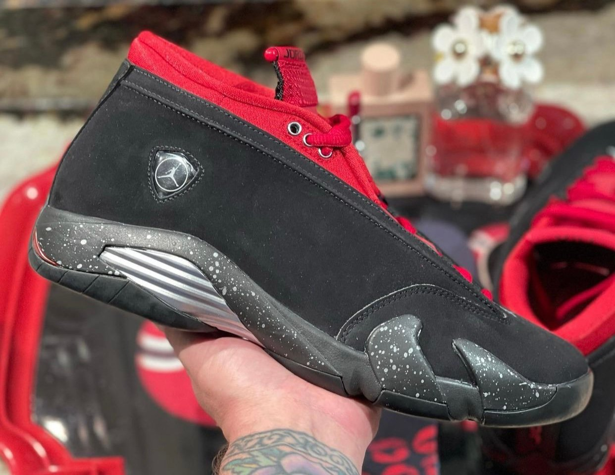 Air Jordan 14 Low Red Lipstick DH4121-006 Release Info Price