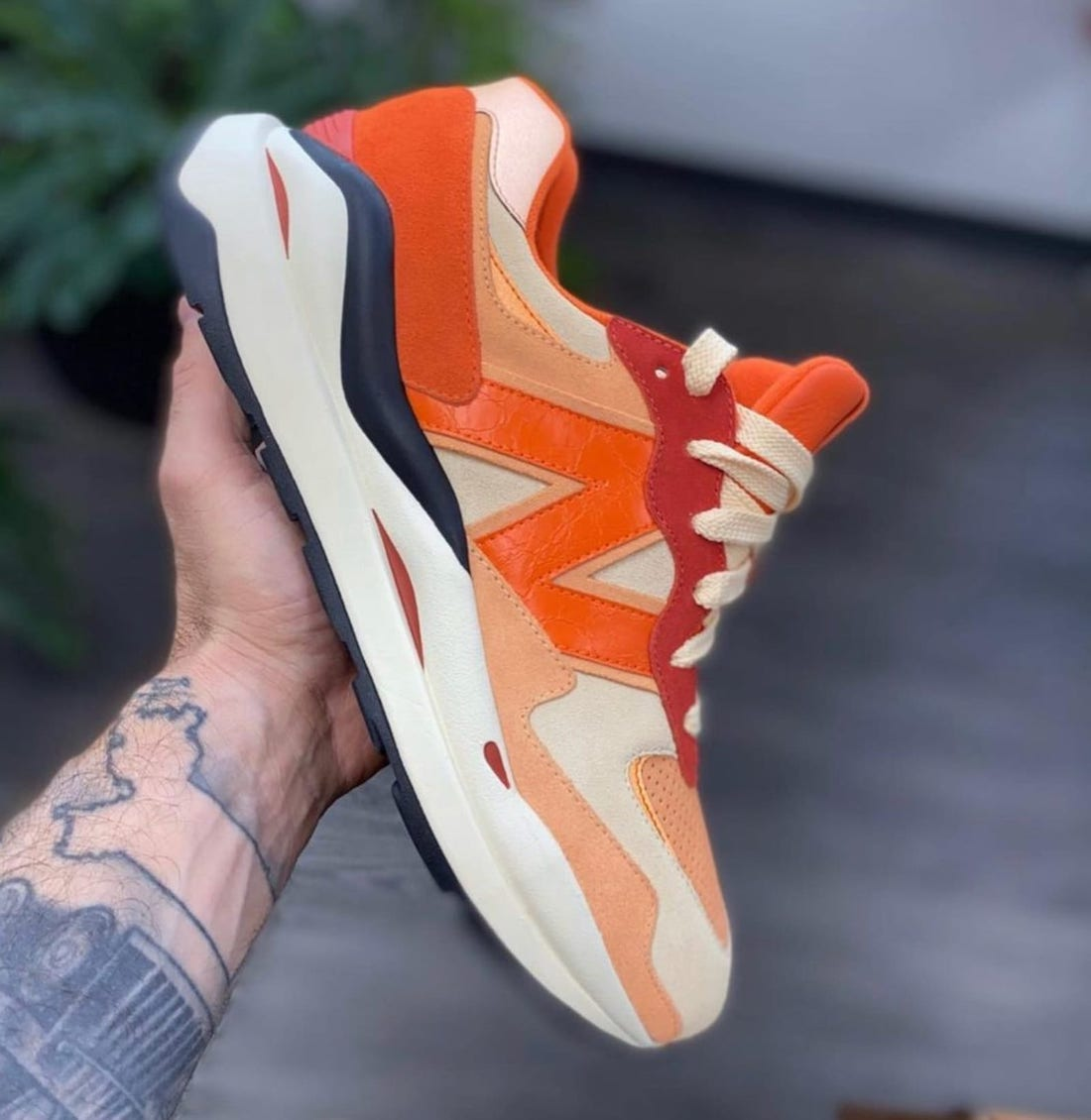 Concepts New Balance 57/40 Get Home Safe Release Date Info