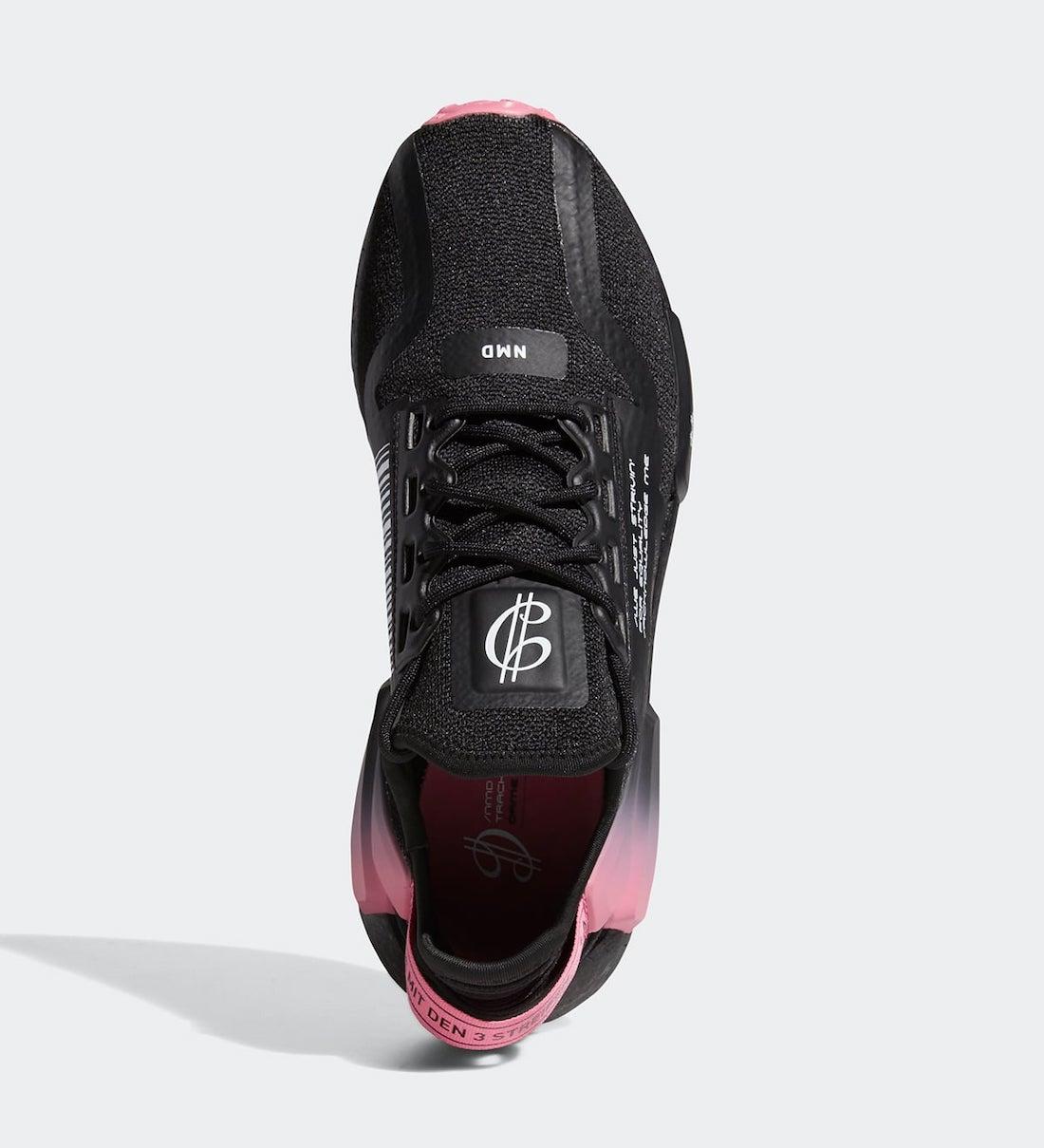 Damian Lillard adidas NMD R1 V2 GY3812 Release Date Info