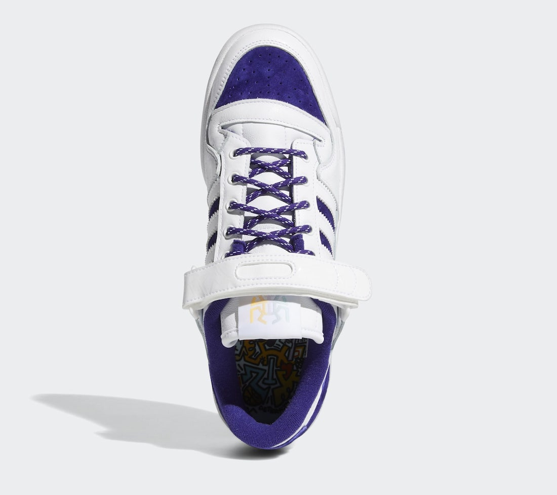 Donovan Mitchell adidas Forum Low GY8287 Release Date Info
