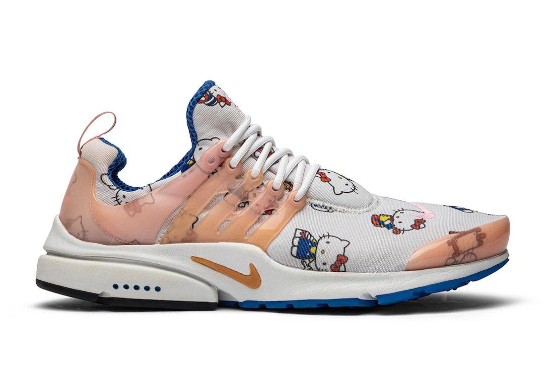 Hello Kitty Nike Air Presto 2021