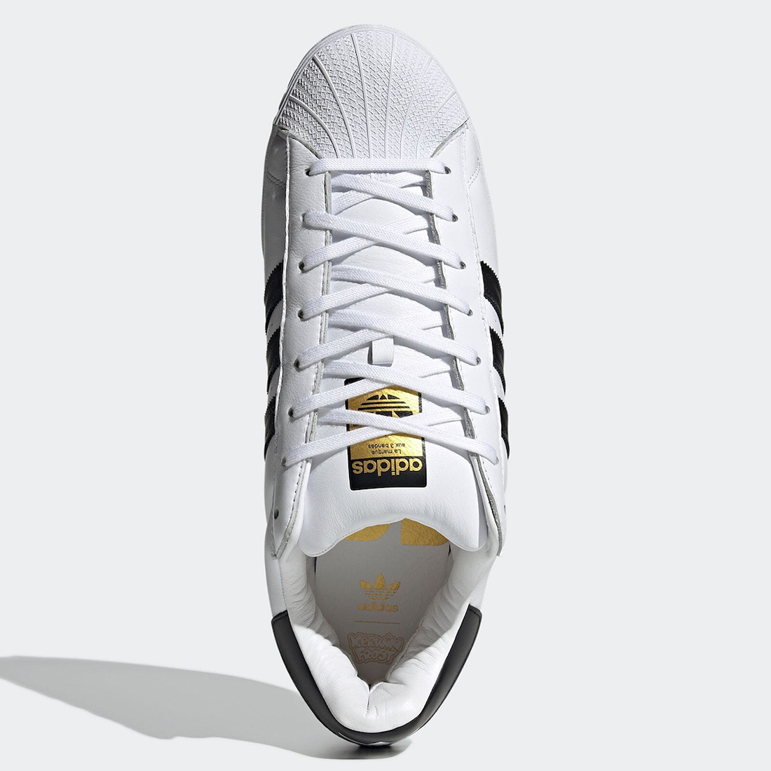 Kerwin Frost adidas Superstar Superstuffed GY5167 Release Date Info