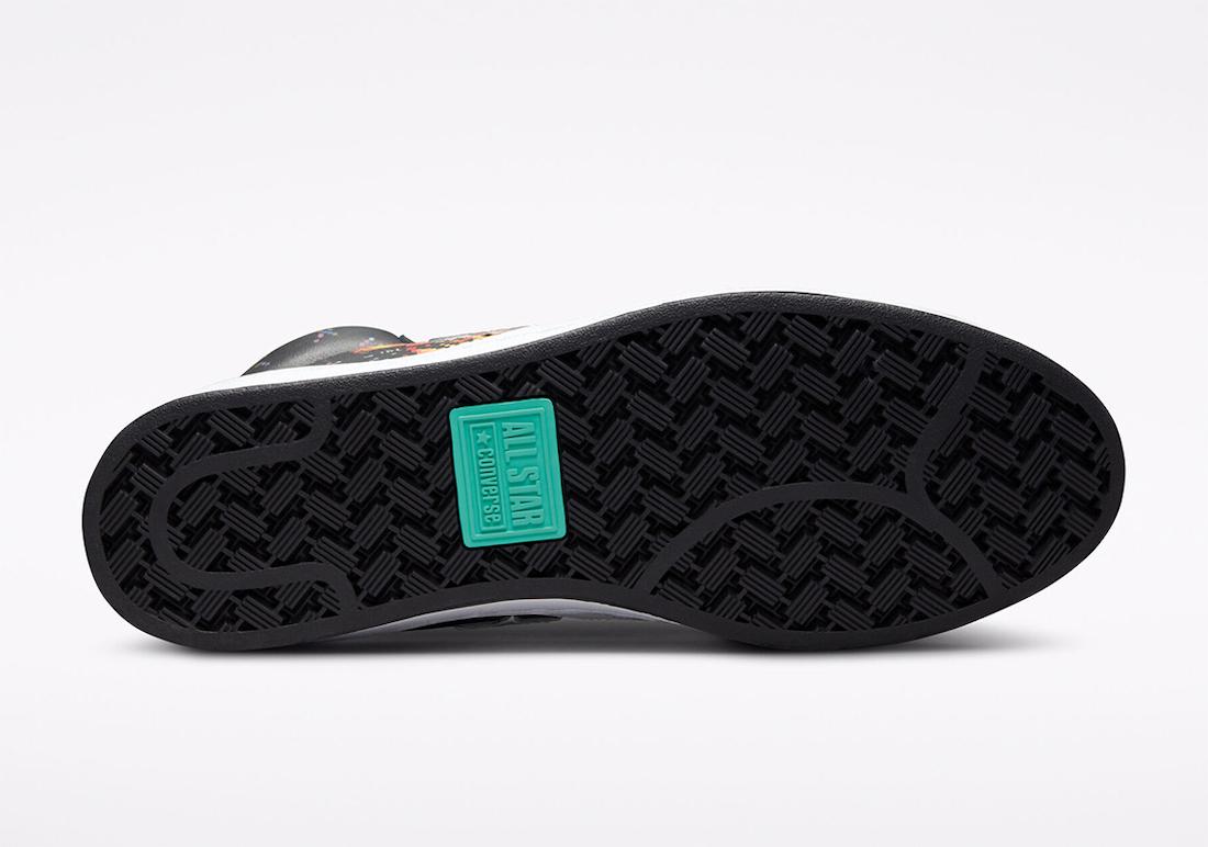 NBA Jam Converse Pro Leather 171313C Release Date Info