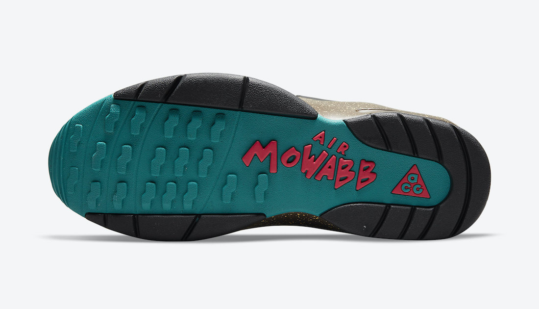 Nike ACG Air Mowabb Twine DC9554-700 Release Date Info