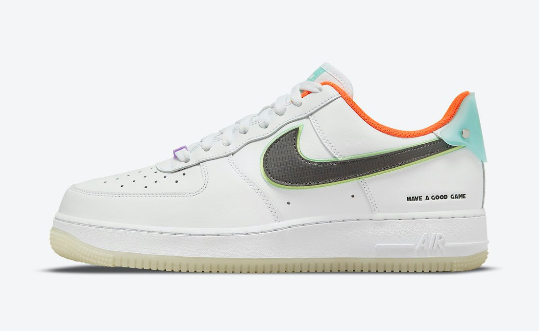 Nike Air Force 1 Low Have A Good Game DO2333-101 Release Date