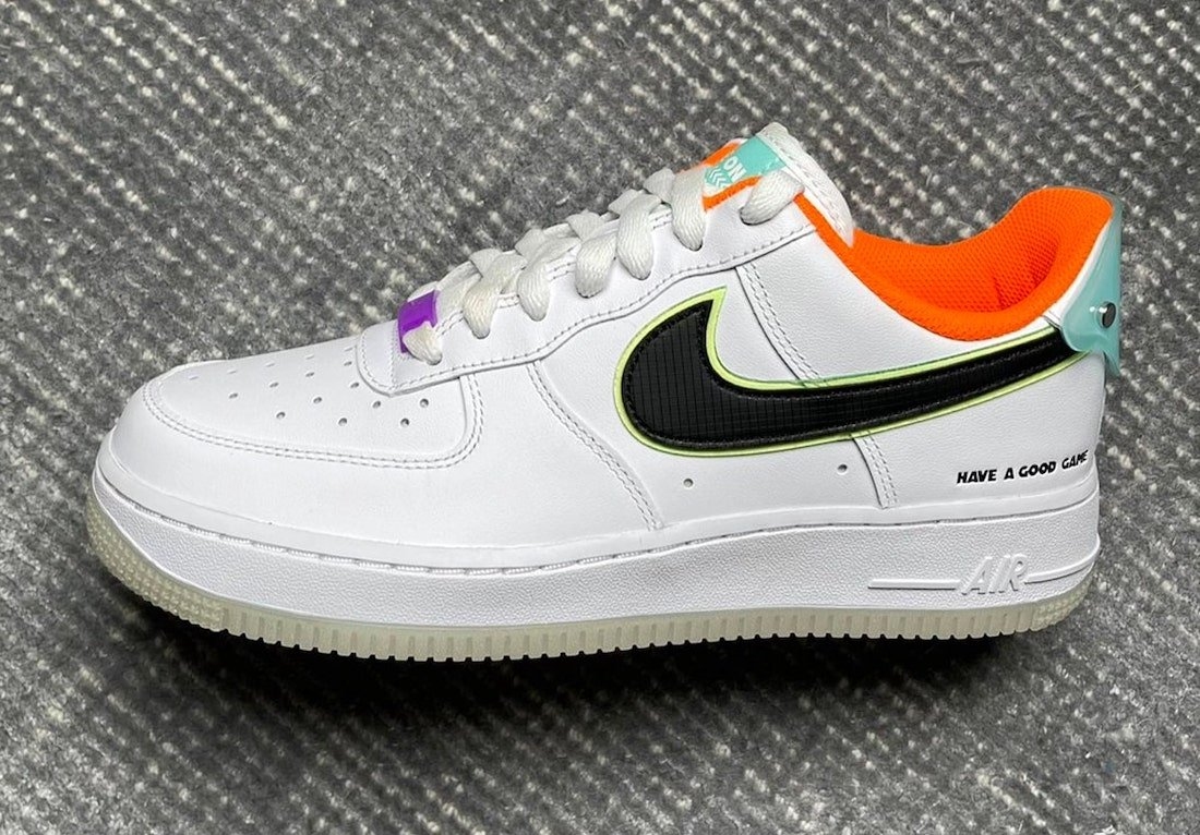 nike air force 1 low have a good game 2021 do2333 101 release date info