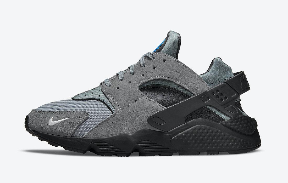 nike air huarache grey blue do6708 001 release date info 1