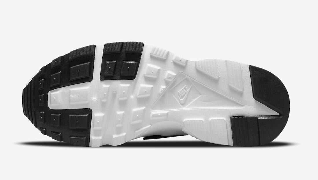 Nike Air Huarache Peace Love Swoosh DM8156-100 Release Date Info