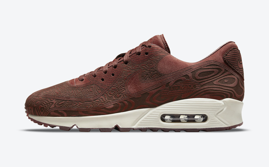 Nike Air Max 90 Laser DH4689-200 Release Date Info