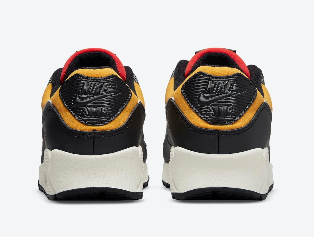 Nike Air Max 90 SE Safari DC9446-001 Release Date Info