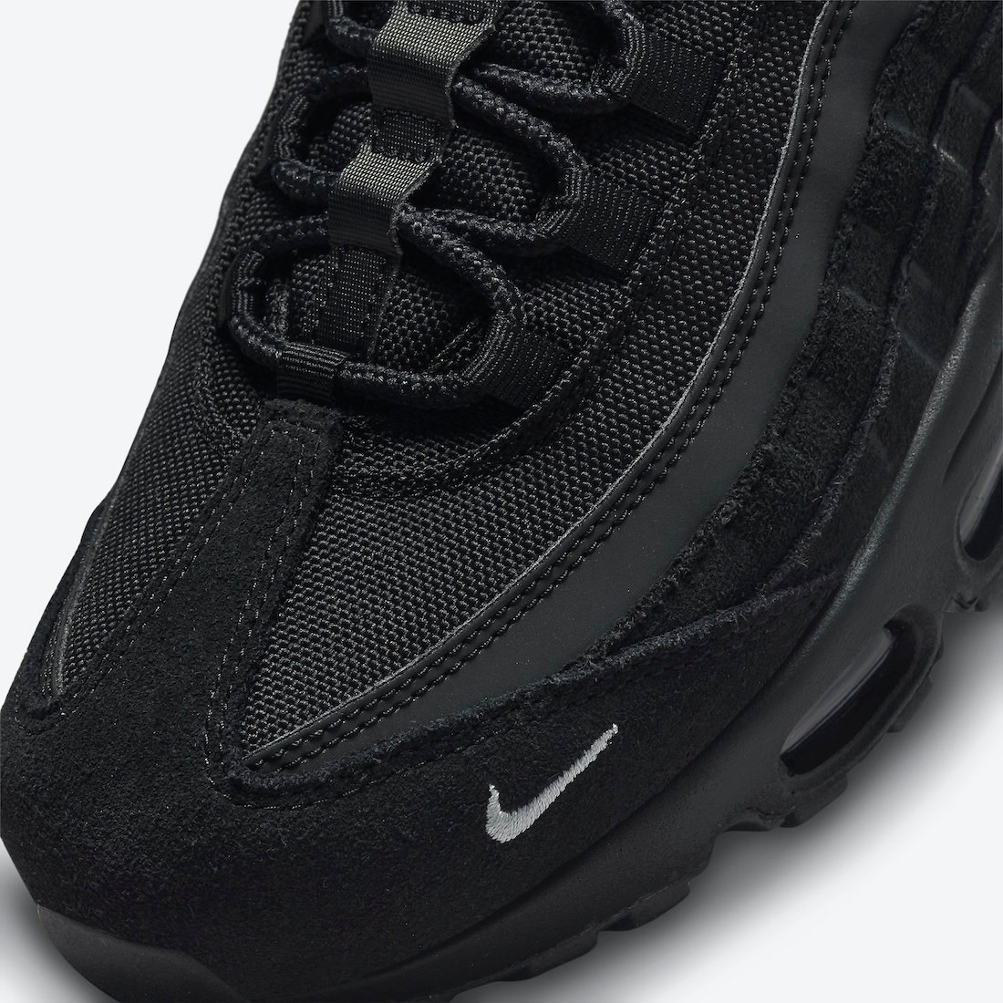 Nike Air Max 95 Black Yellow DO6704-001 Release Date Info