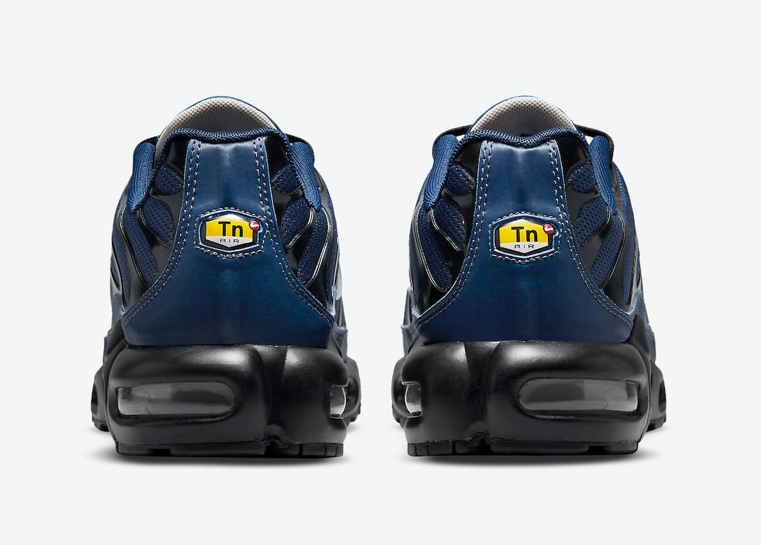 Nike Air Max Plus Navy Black DC6094-400 Release Date Info