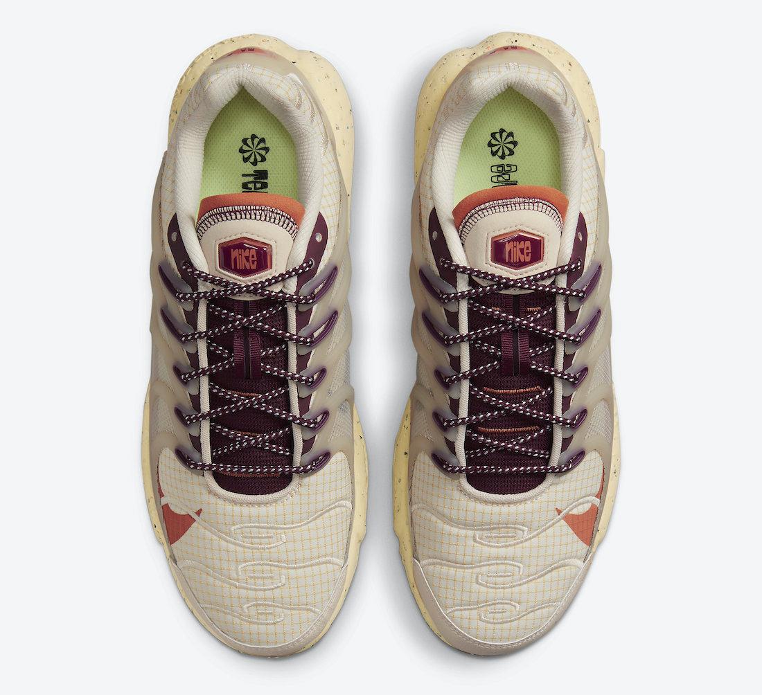 Nike Air Max Terrascape Plus Tan Burgundy DC6078-200 Release Date Info
