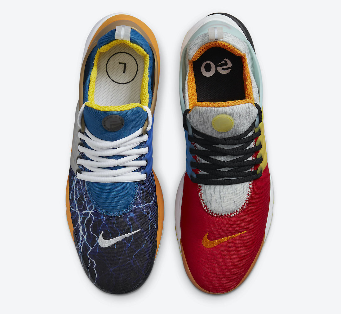 Nike Air Presto What the DM9554-900 Release Date Info