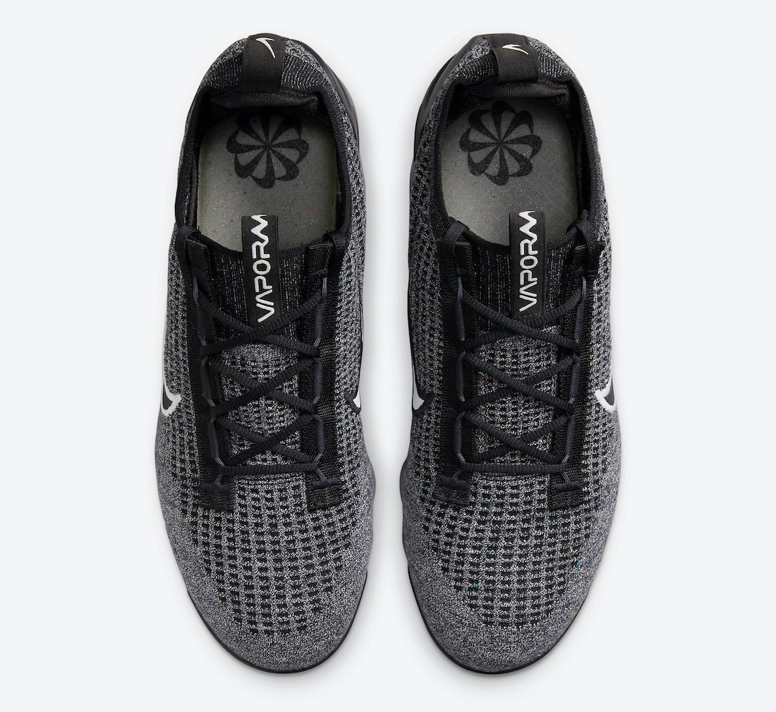 Nike Air VaporMax 2021 Black White Anthracite DC9394-001 Release Date Info