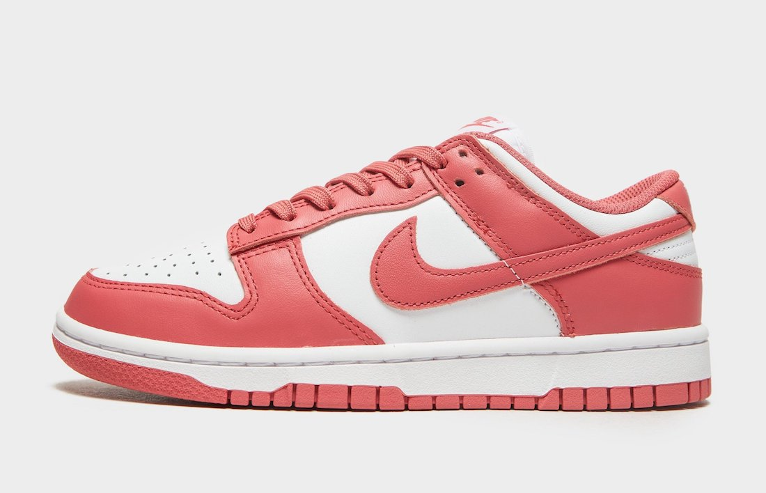 Nike Dunk Low Archeo Pink DD1503-111 Release Date