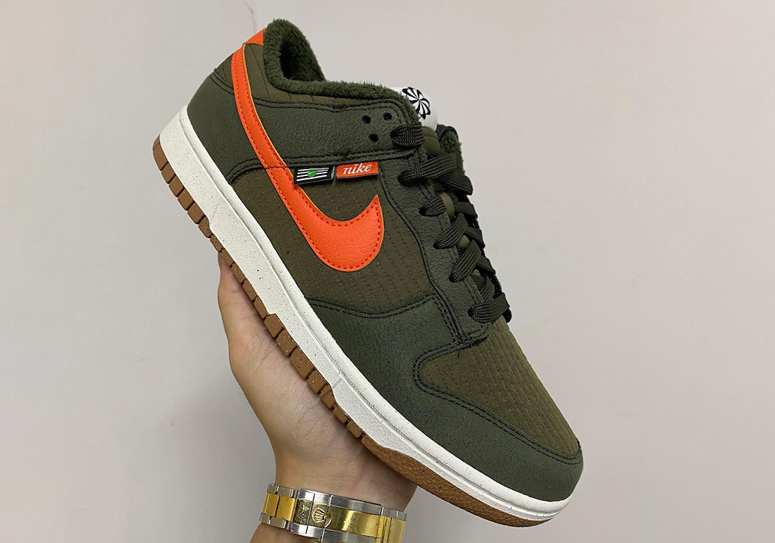 Nike Dunk Low Toasty 2021 Release Date Info