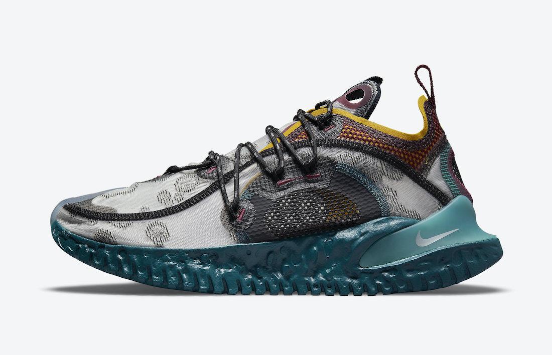 Nike ISPA Flow 2020 Black DM2832-001 Release Date Info