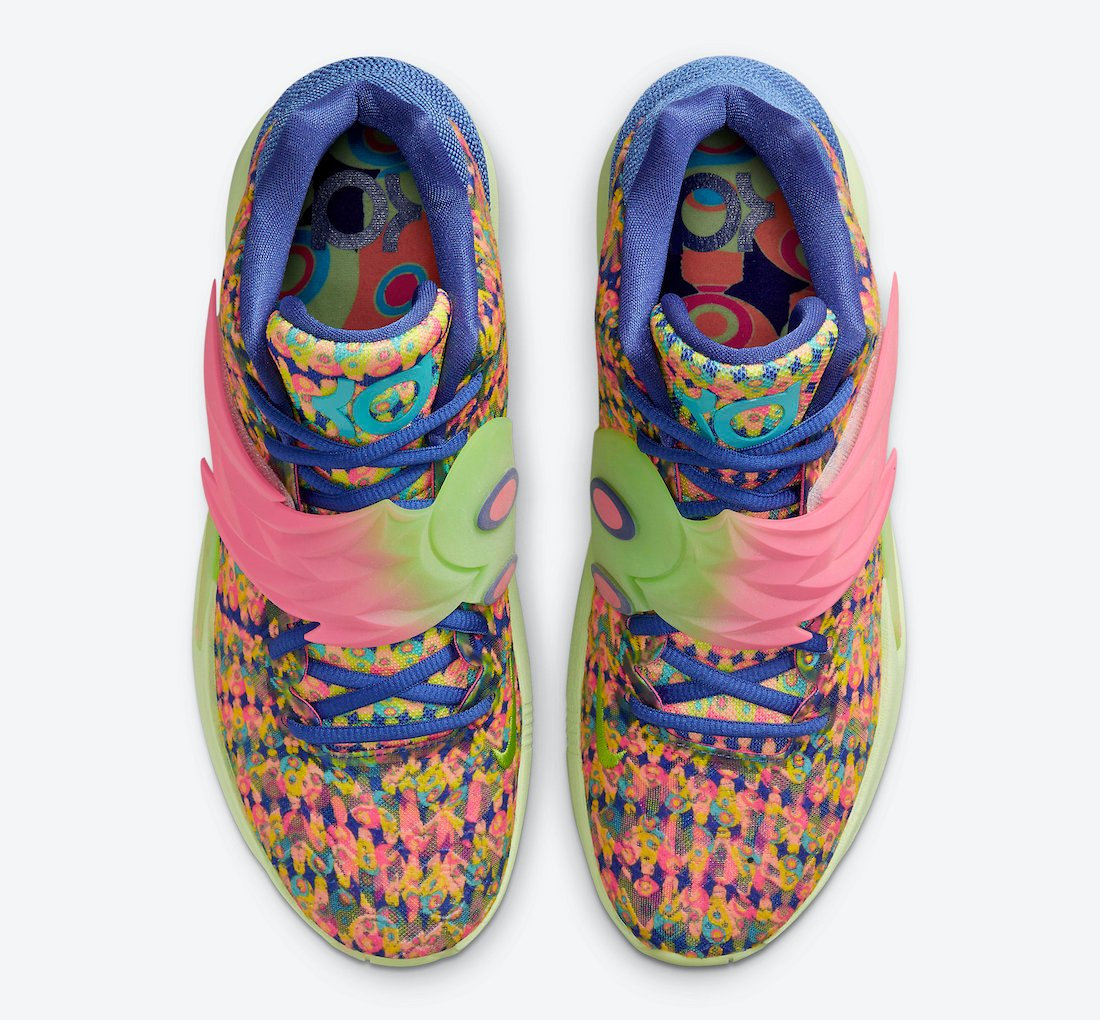 Nike KD 14 Wing Straps DO6902-400 Release Date Info