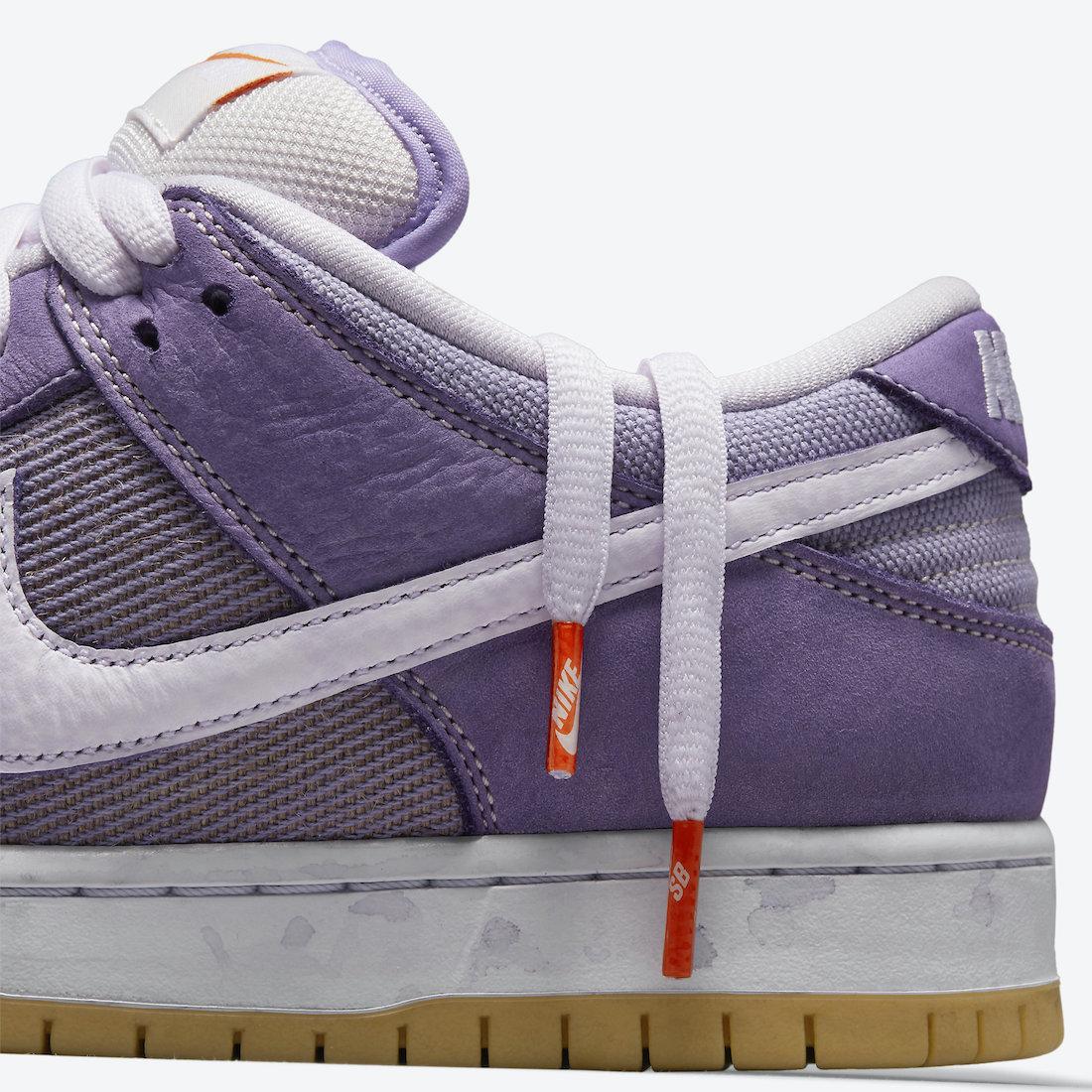 Nike SB Dunk Low Orange Label Unbleached Pack DA9658-500 Release Date Info