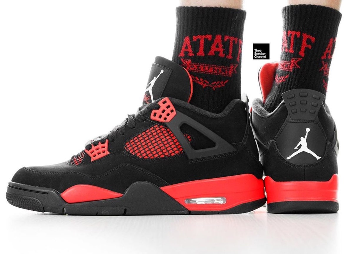 Red nike deliver black mens size 13 women shoes CT8527-016