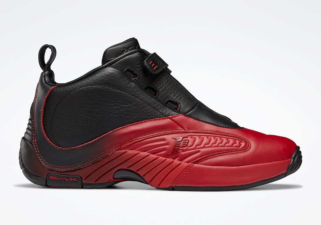 Reebok Answer IV Black Flash Red H01302 Release Date Info