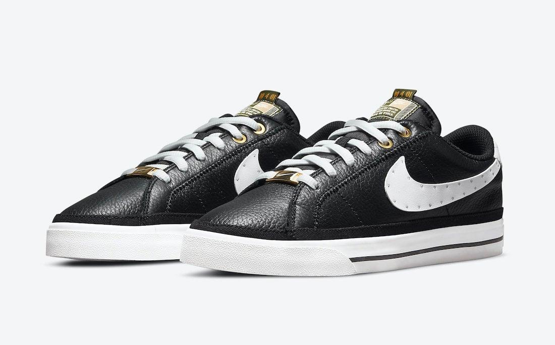 Serena Williams Design Crew Nike Court Legacy DJ1454-001 Release Date Info
