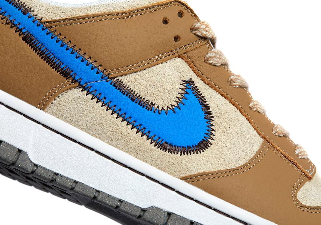 size? Nike Dunk Low Release Date Info