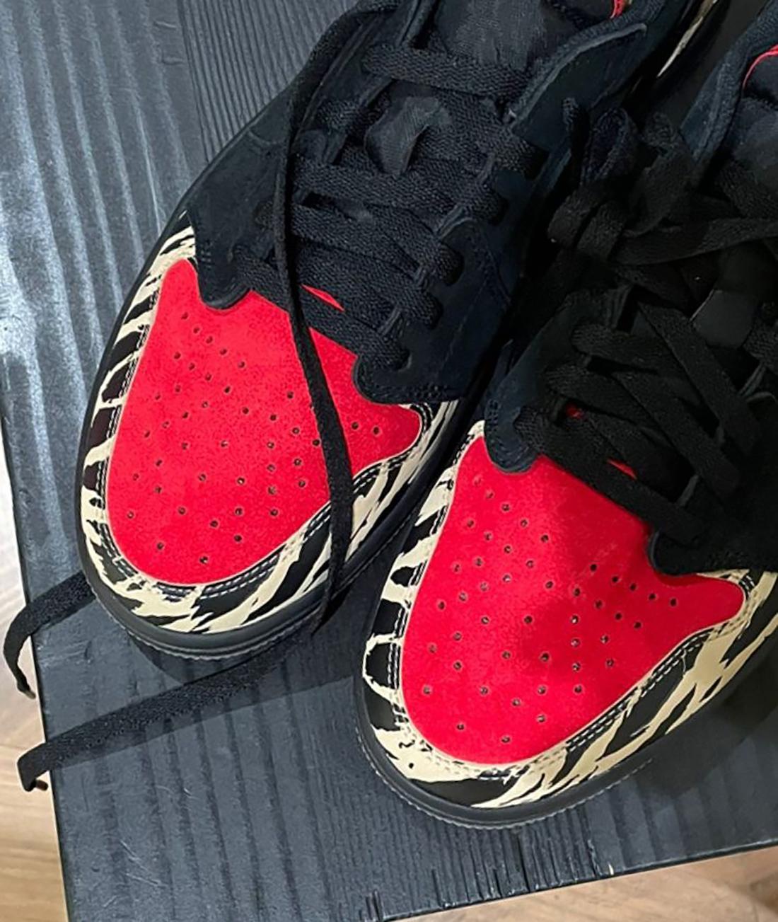 SoleFly Air Jordan 1 Low Release Date Info