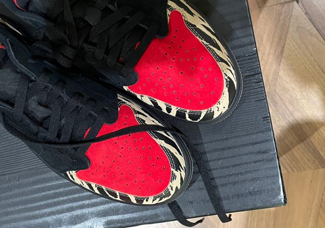 SoleFly Air Jordan 1 Low