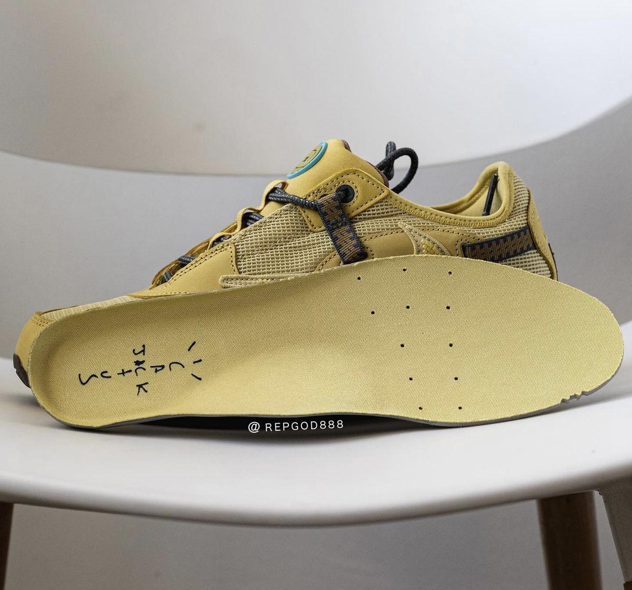 Travis Scott Nike Air Max 1 Wheat DO9392-700 Release Date