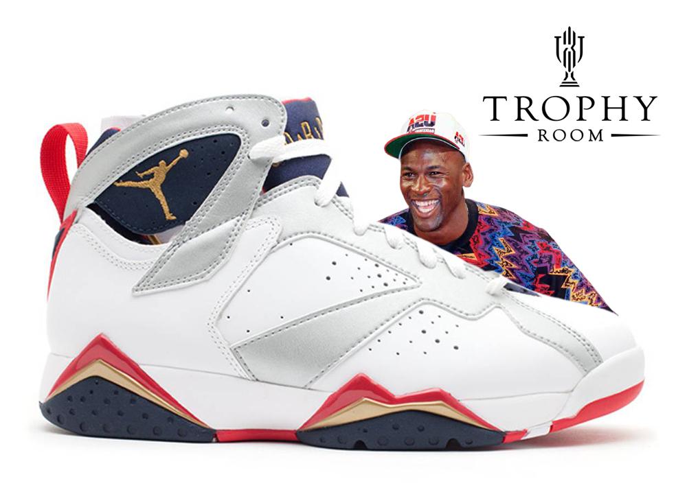 Trophy Room Air Jordan 7 Release Date Info