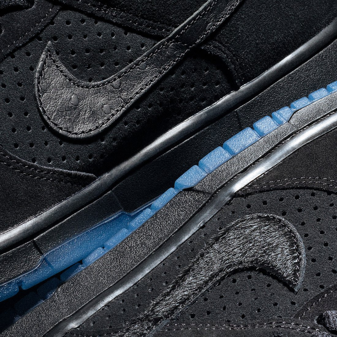 Undefeated Nike AF-1 vs Dunk 5 On It Drop 2 DO9329-001 DM8462-400 Release Date Info