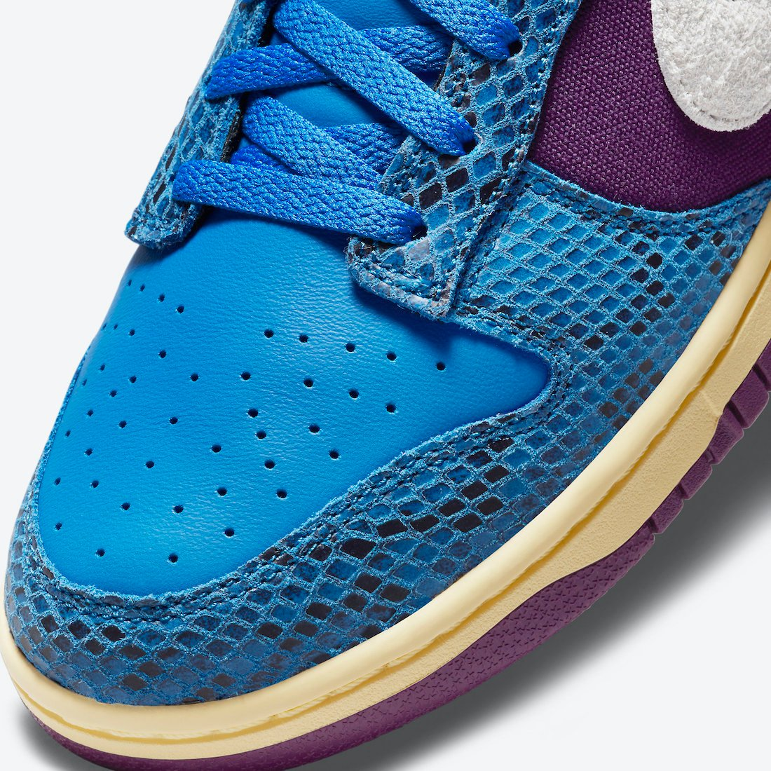 Undefeated Nike Dunk Low 5 On It DH6508-400 Release Date