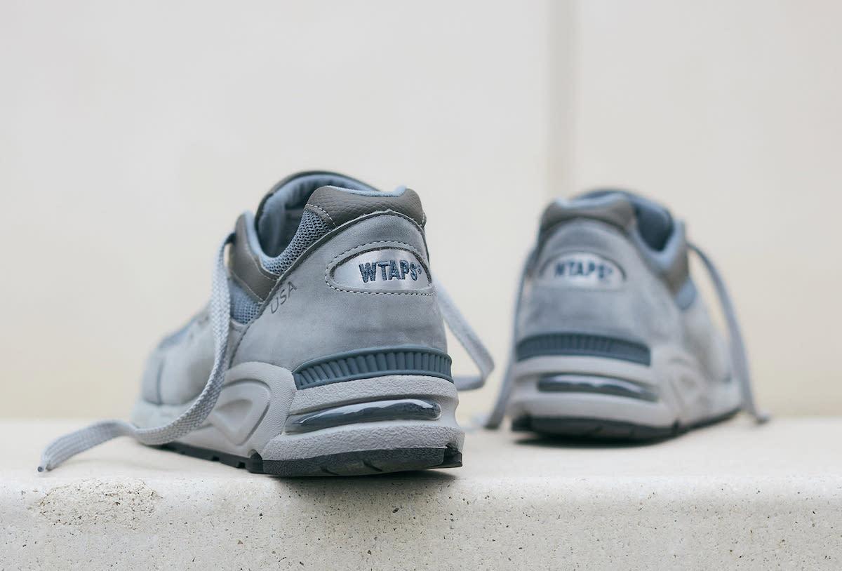 WTAPS New Balance 990v2 M990WT2 Release Info