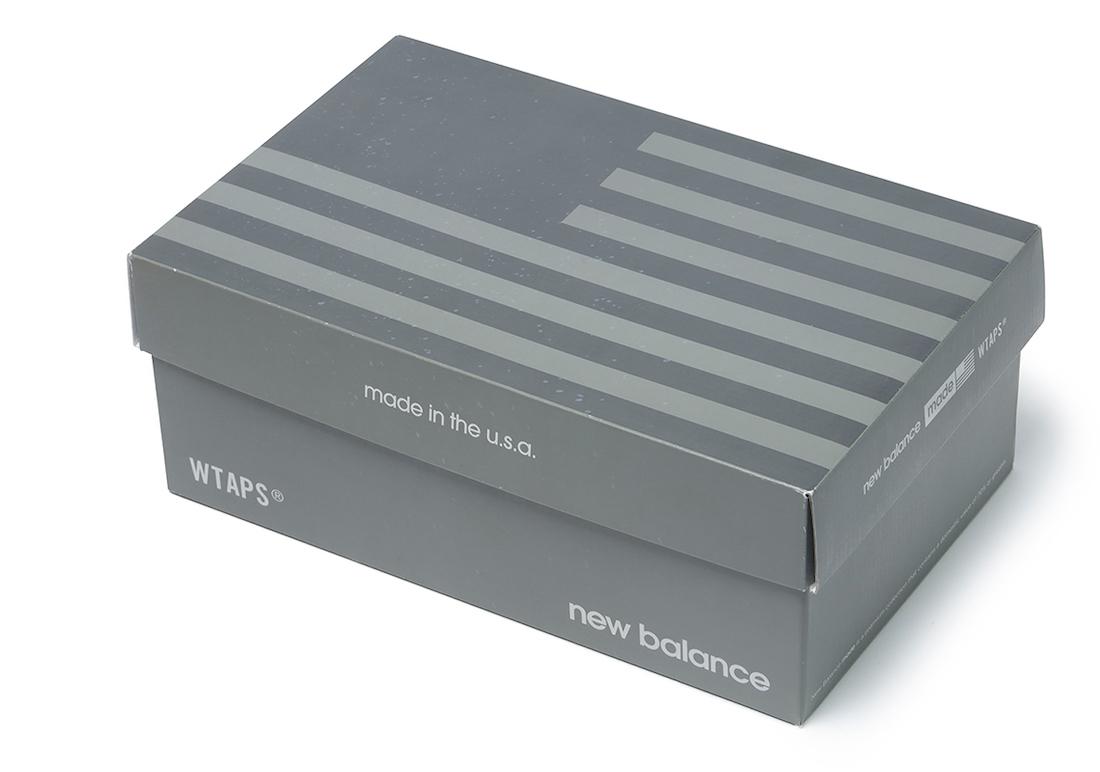 WTAPS New Balance 990V2 M990WT2 Release Date Info