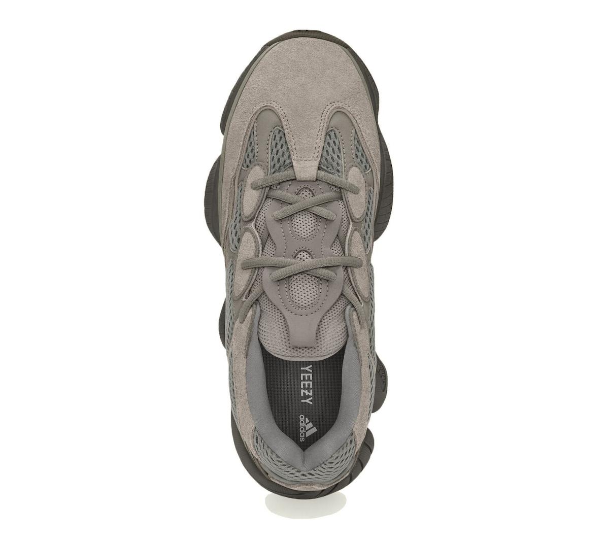 adidas Yeezy 500 Ash Grey GX3607 Release Date
