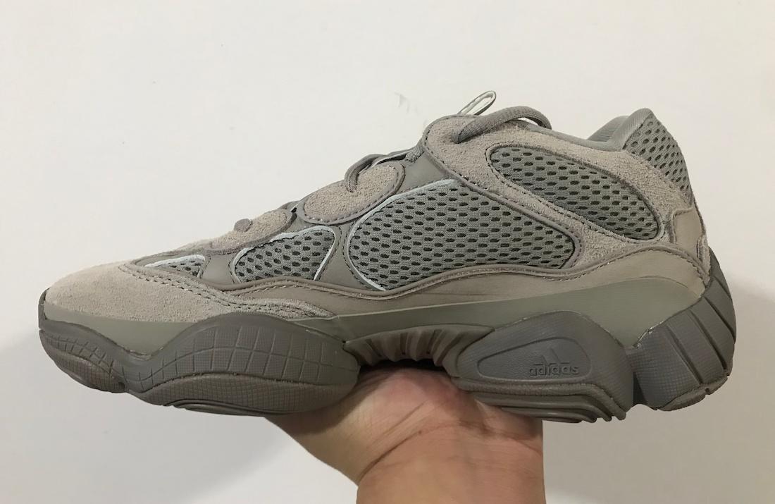 adidas Yeezy 500 Ash Grey Release Date Info