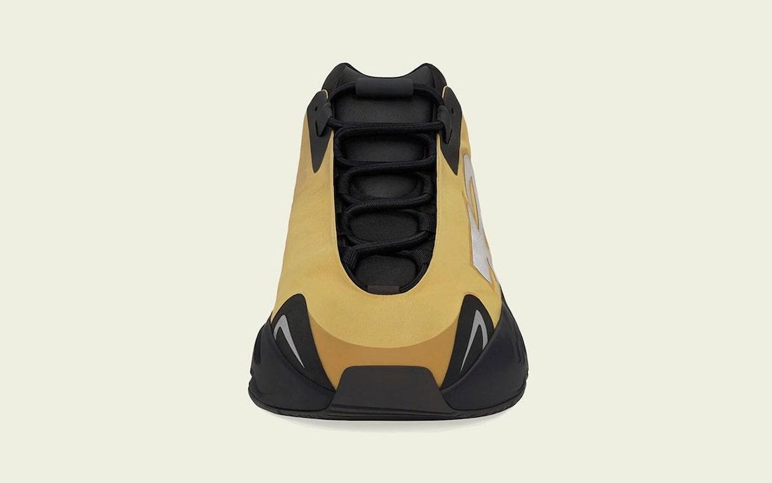 adidas Yeezy Boost 700 MNVN Honey Flux GZ0717 Release Date