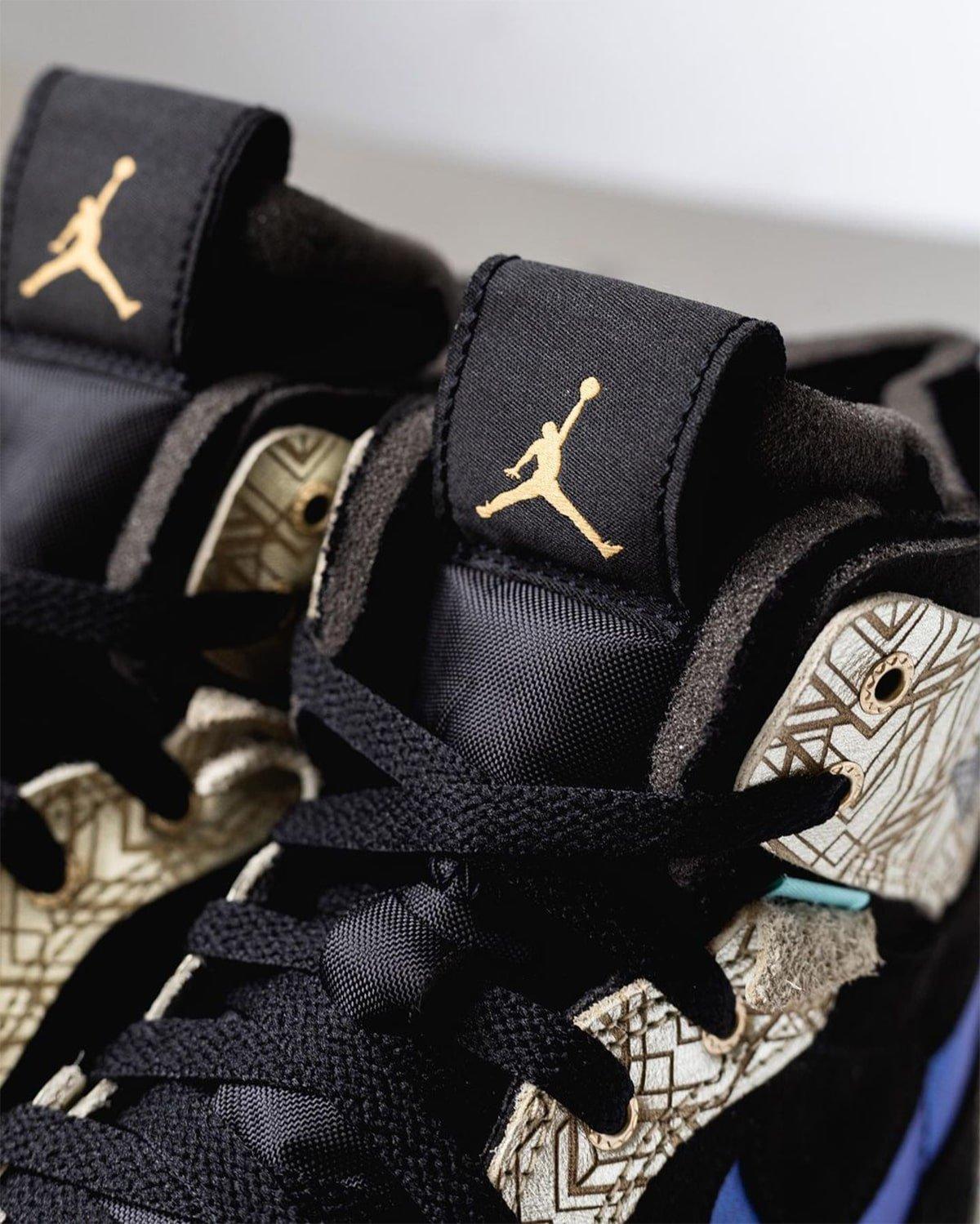 Air Jordan 1 Zoom CMFT Gold Laser DQ0659-700 Release Date Info