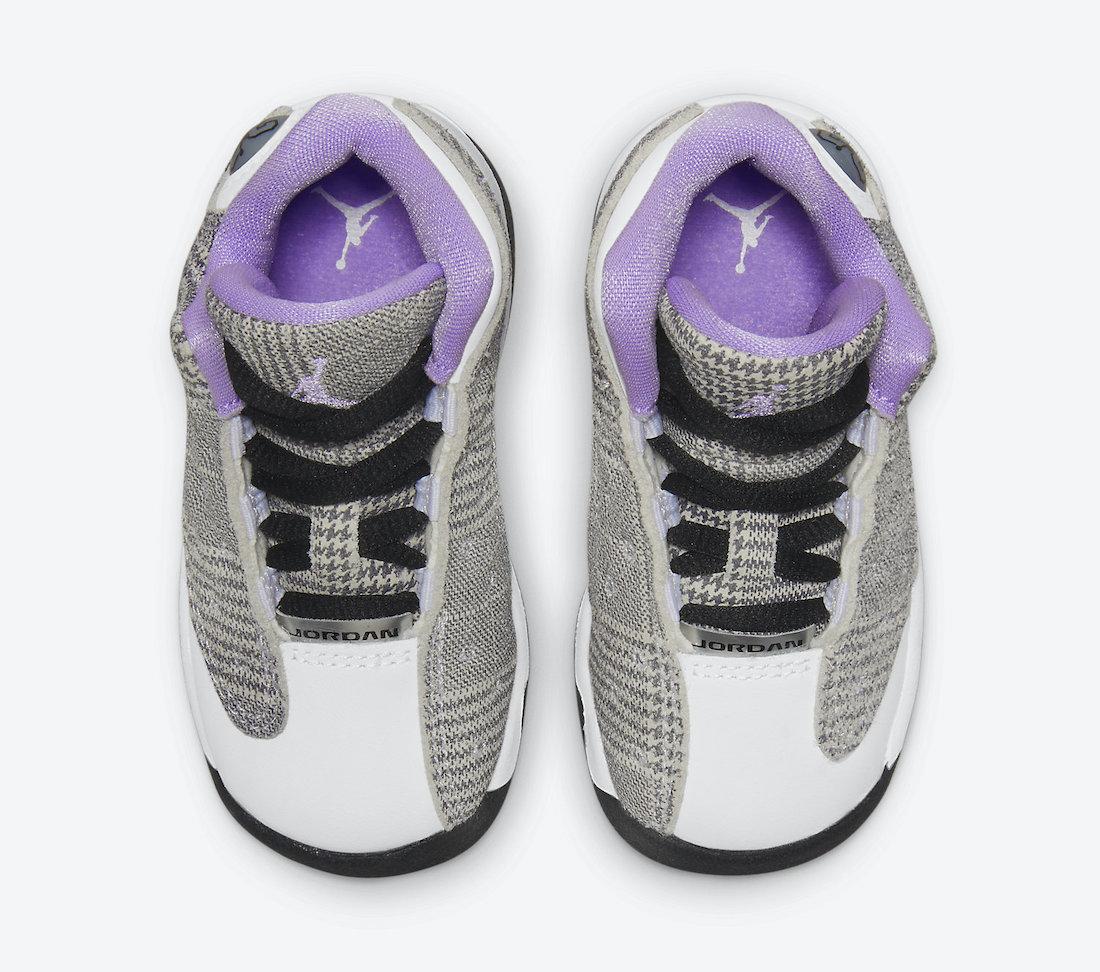 Air Jordan 13 Houndstooth Toddler DN3938-015 Release Date Info