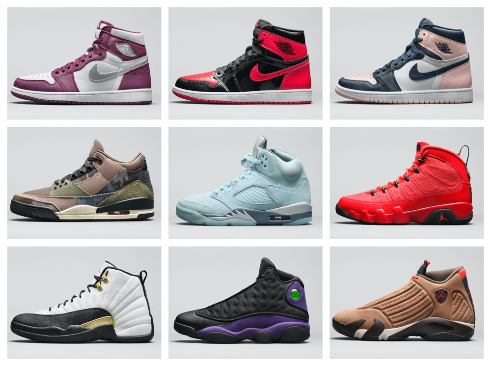 Air Jordan Holiday 2021 Collection Release Date Info