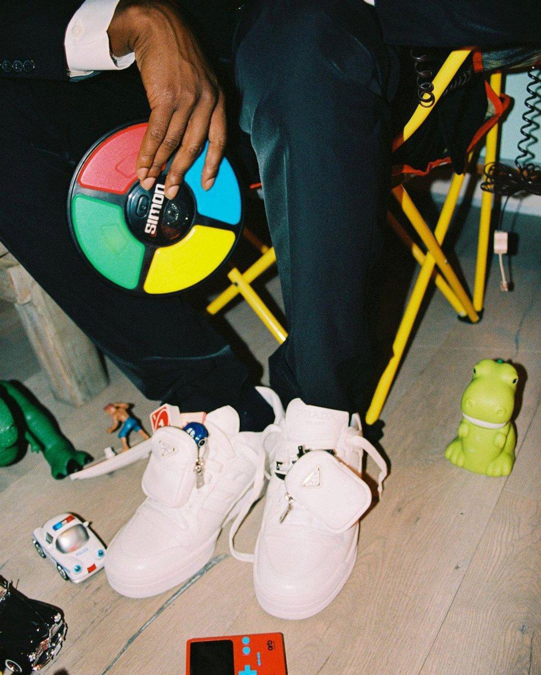 ASAP Rocky Prada adidas Forum Low Release Date Info