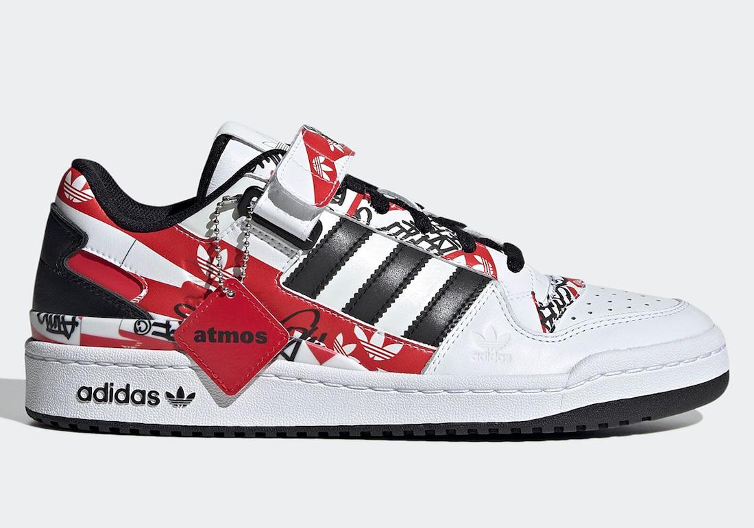 atmos adidas Forum Low GW3487 Release Date Info