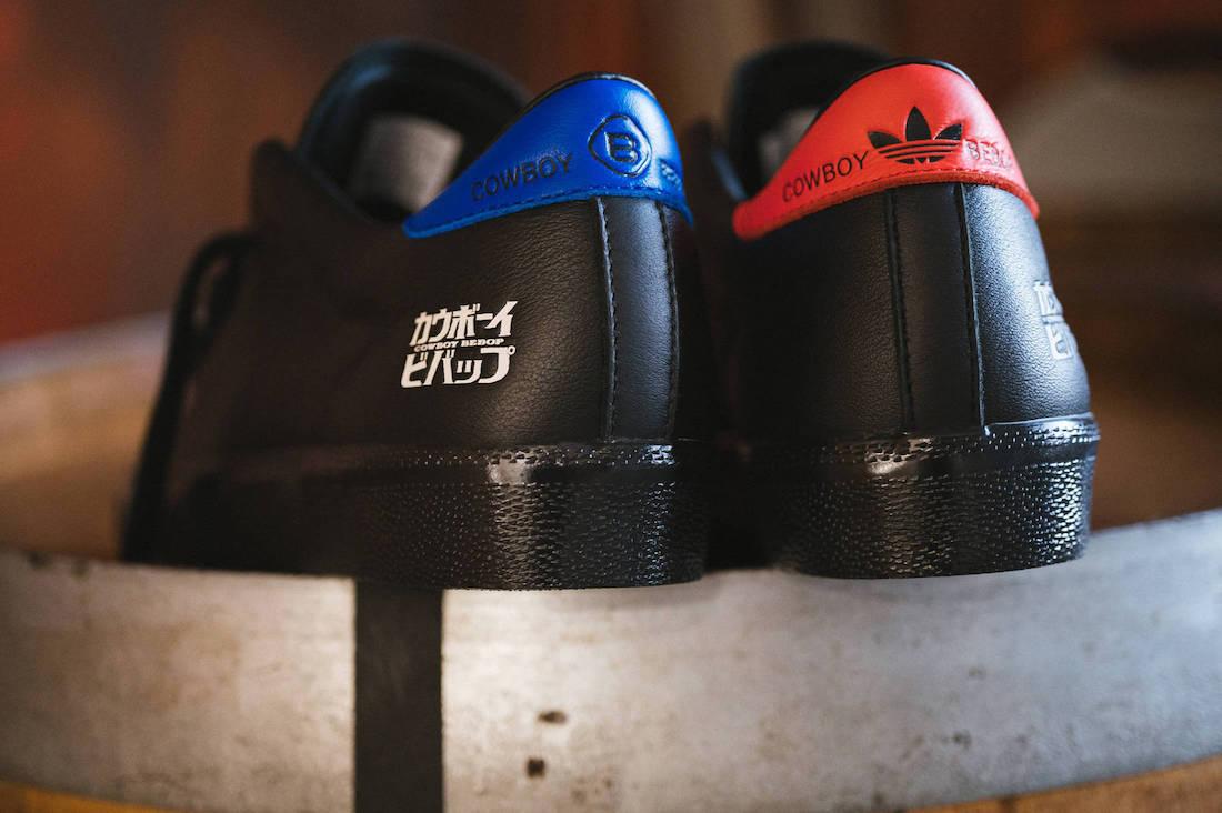 Bait Cowboy Bebop adidas Matchplay Release Date Info