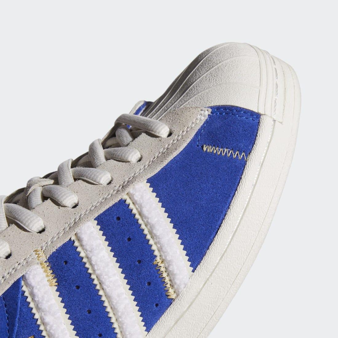 Henry Ruggs adidas Superstar WS2 GW0847 Release Date Info