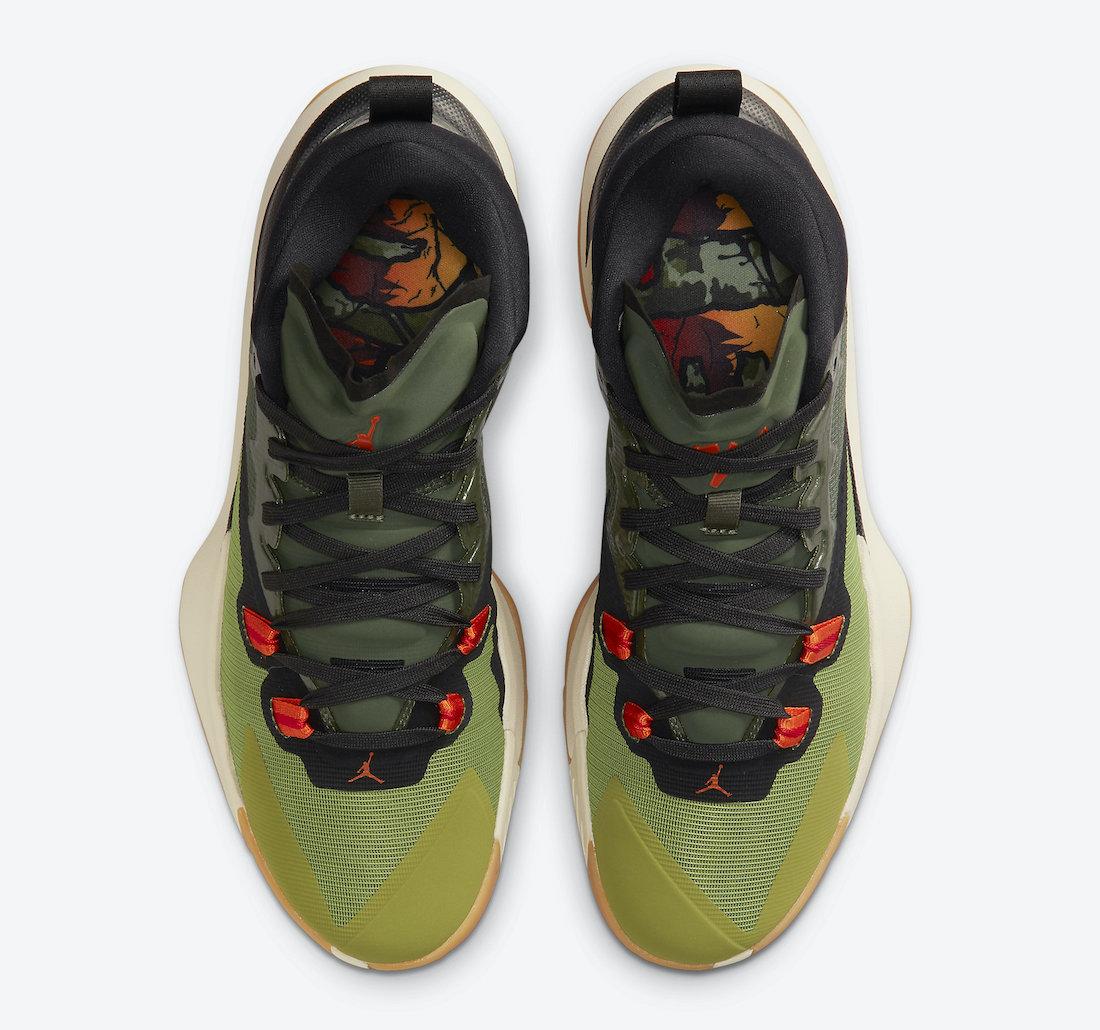 Jordan Zion 1 Bayou Boys DA3130-300 Release Date Info