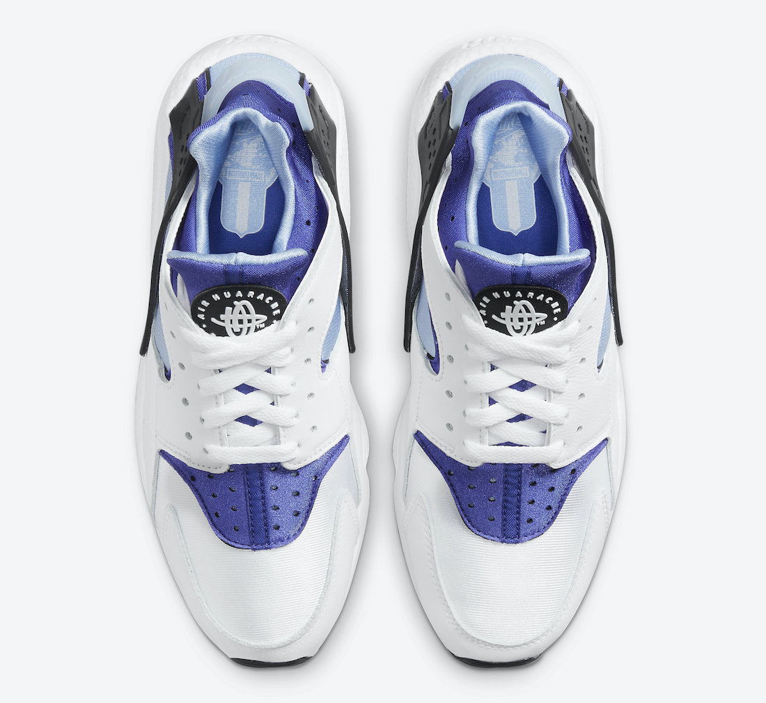 Nike Air Huarache Aluminum DH4439-100 Release Date Info